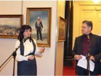 Изложба, посветена на 140 г. от Руско-турската война, на гости в българския парламент