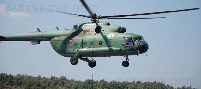 Сърбия ще закупи от Русия шест хеликоптера Ми-17