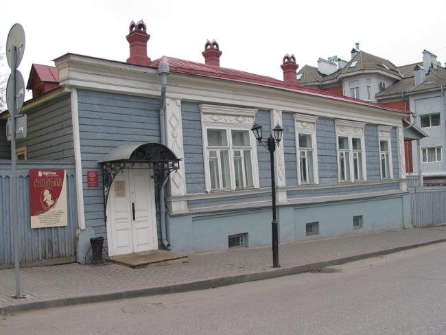 Къща-музей на братя Столетови в гр. Владимир