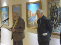 Драгомир Шопов представя изложбата
