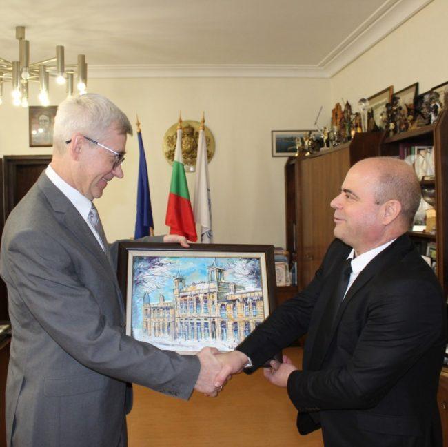 Андрей Громов: В България се чувствам добре
