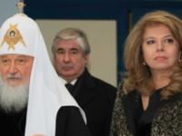 Вицепрезидентът посрещна патриарх Кирил