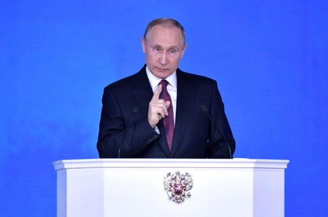 Путин в програмна реч: Американската ПРО е безсилна пред нашите ракети!