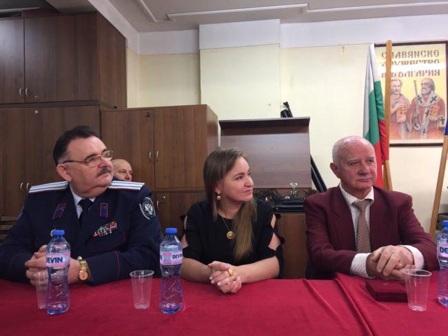 Донски казаци и делегация на Международния славянски съвет празнуваха 3 март в София