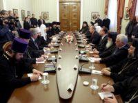 Московската патриаршия разпространи изявлението на патриарх Кирил пред президента Румен Радев