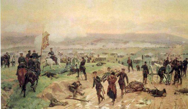 Руско-турската война – Балада за Мъртвата долина