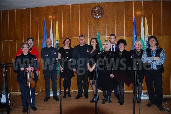 БСП-Павликени и Русофили организираха концерт по повод 140 години от Освобождението на България
