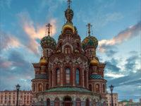 19 февруари (3 март) – историческите дати на Русия, на фасадата на Храма Спаса на крови