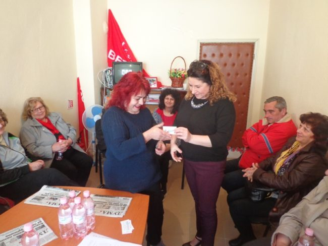 Национално Движение Русофили учреди нов клуб в община Ветрино