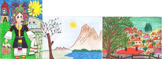 IX международен конкурс за детска рисунка –V кръг
