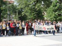 Двама ветерани, русофили, рускоговорящи, ученици и граждани почетоха 9 май в Севлиево