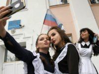 Последният звънец  в Русия