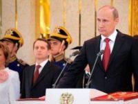 Церемония по инаугурацията на Президента на Русия – Владимир Путин