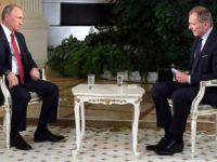 6 трудни въпроса за Путин: за Пригожин, MH17 и снимки топлес