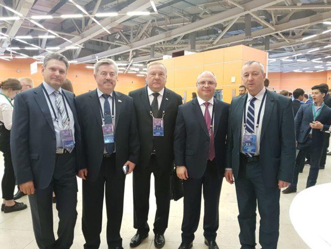 """Международен форум """"Развитие на парламентаризма"""", Москва, 4-5 юни 2018 г."""