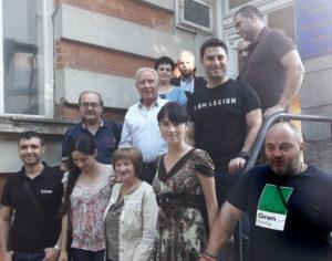 """В Русе бе възстановена организацията на движение """"Русофили"""""""