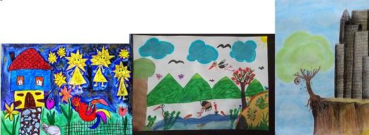 IX международен конкурс за детска рисунка –VI кръг