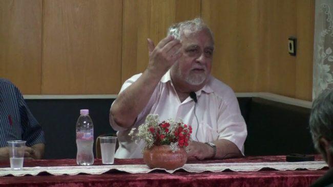 България, Русия и светът – проф. Минчо Минчев в беседа с русофили от гара Бов