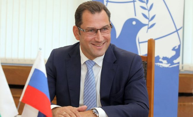 """Павел Журавльов:""""Руско-български отношения са в етап на ренесанс"""""""