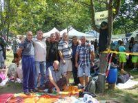 Бивши работници от Благоево в Коми си припомниха младите години, прекарани заедно в тайгата