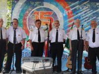 Бивши флотски офицери от ВМФ почетоха  наскоро починалата руска естрадна легенда Йосиф Кобзон