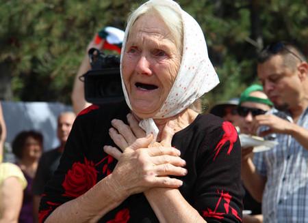 Московчанката Антоанела Пешелова се разплака на песента Альоша