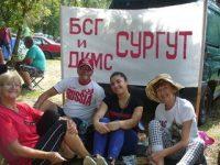 По традиция участниците в събора, които са работили в някогашния Съветски съюз, се събират по групи според градовете, в които са били