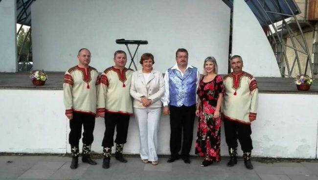 """Руската група """"Душа"""" изнесе голям концерт в Ловеч"""