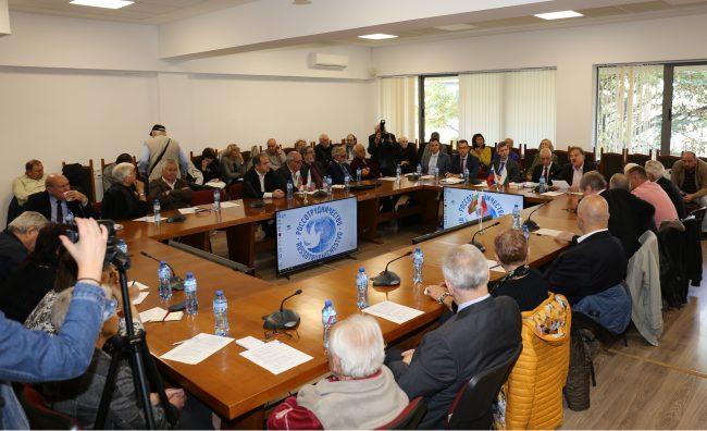 Национална научна конференция, посветена  на  темата за русофобията се проведе в РКИЦ