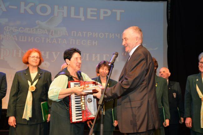 """Гала-концерт на лауреати на фестивалите """"Сребърни чучулиги"""" и """"Альоша"""""""