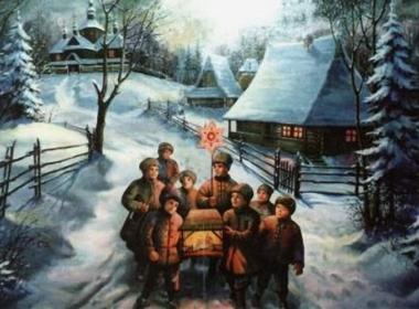 Как  празнуват Коледа в Русия