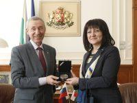 Задълбочаване на парламентарното сътрудничество между България и Руската федерация
