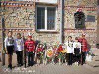 Почетоха Апостола и Недялка Шилева в Съединение