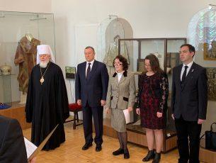 В Самара откриха изложба, посветена на Руско-турската война