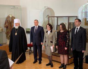 В Самара беше открита  изложба  на репродукции на картини за Руско-турската война