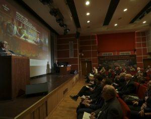 """Кръгла маса """"Руско-турската война от 1877-1878 г. в историята и съдбата на Югоизточна Европа. Към 140-та годишнина от сключването на Константинополския мир"""