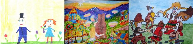Десети международен конкурс за детска рисунка – III кръг