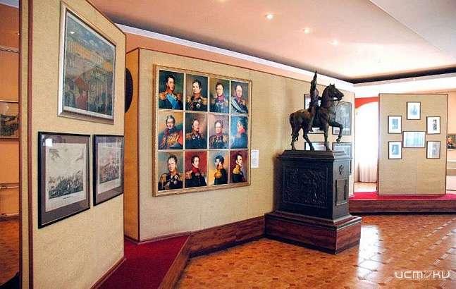 Откриване на изложба, посветена на 140-та годишнина от Руско-турската война в гр. Орел, Русия
