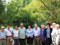 Паметник на белоемигрантите ще краси Западния парк на Перник
