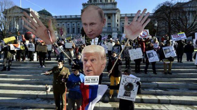 Counter Punch за руската «намеса»: Даже ако я има, САЩ «си получават заслуженото»