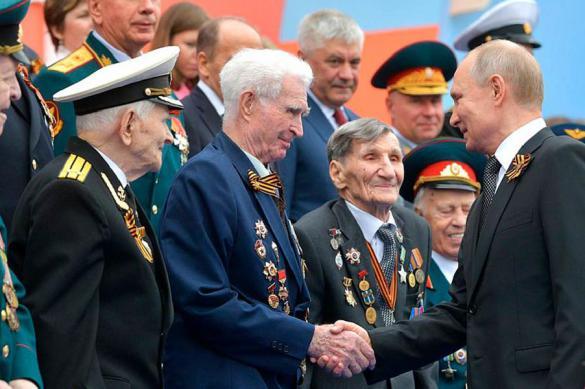 75 години на Победата. Обръщение на Владимир Путин на 9 май 2020
