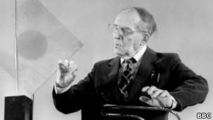 Ленин, електронна музика и шпионаж  – удивителната съдба на   руския учен Лев Термен