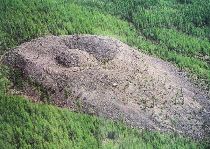 """""""Гнездото на огнения орел"""": най-загадъчното място в Сибир"""