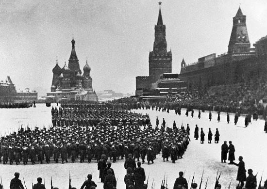 79 години от разгрома на германските войски в битката за Москва.