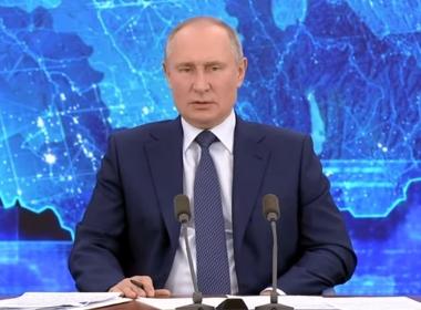 Голямата пресконференция на Владимир Путин