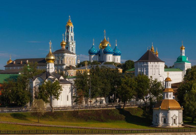 Руските храмове