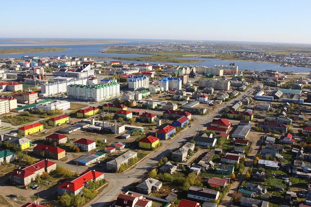 Сребърният пръстен на Русия. Ненецки автономен окръг – гр. Нарян-Мар