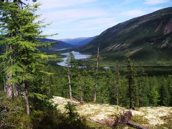 Сребърният пръстен на Русия. Ненецки автономен окръг – Ненецки резерват
