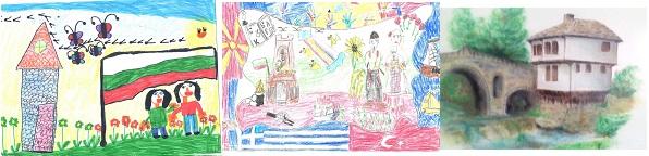 XII международен конкурс за детска рисунка – II кръг