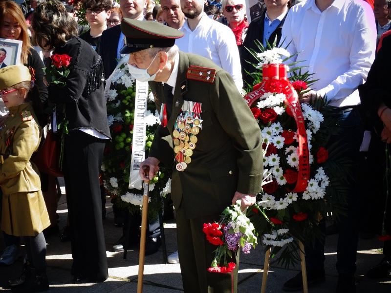 9 май в София